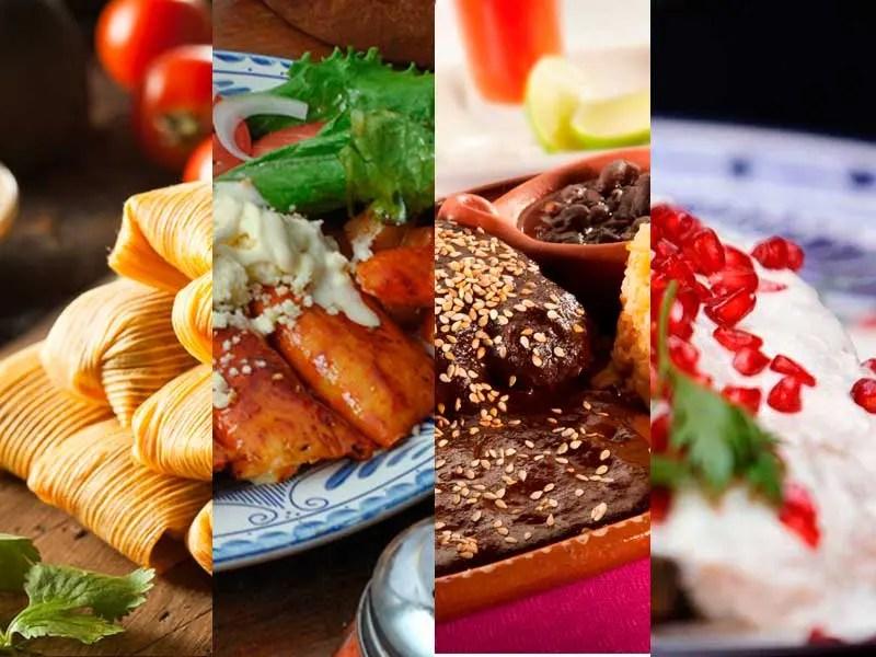 5 platillos de la cocina tradicional mexicana patrimonio