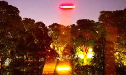 Russell Crowe's UFO picture