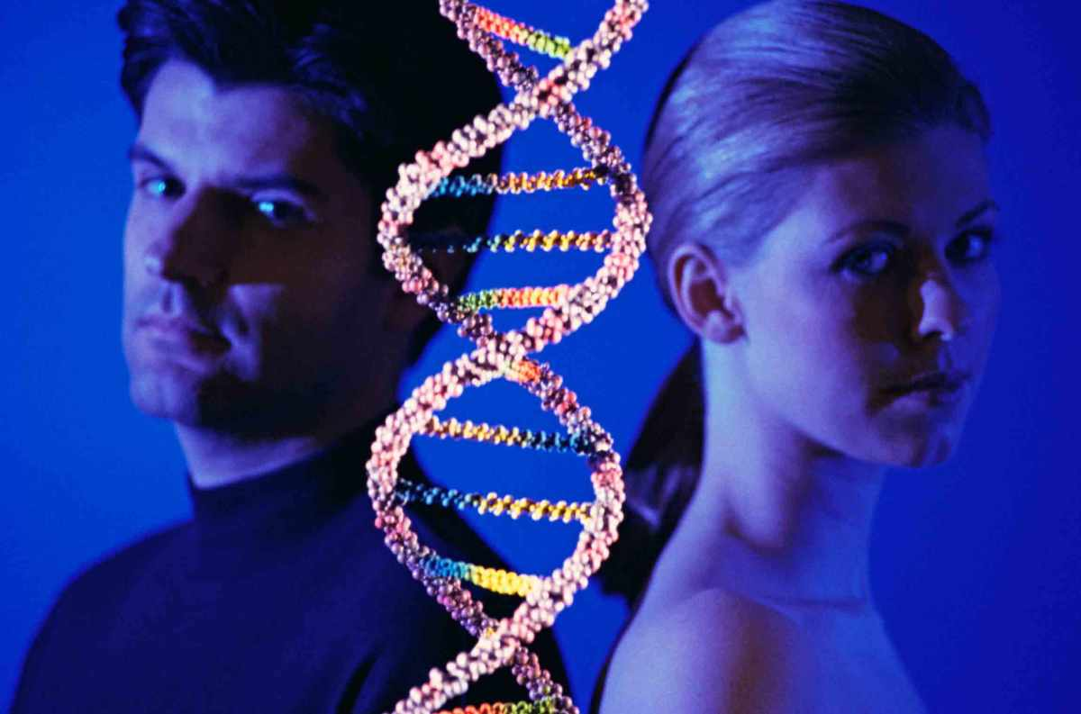 Genetics, Down's syndrome and our Death Civilization…