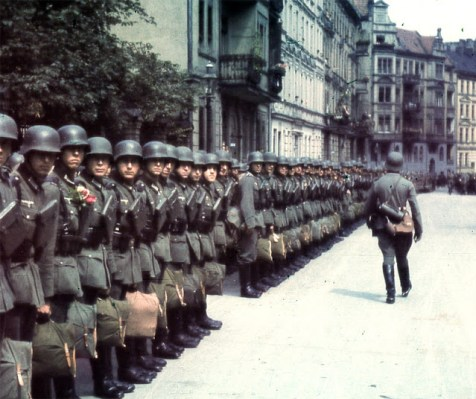 German Soldiers 1941 (Location Unknown) 1