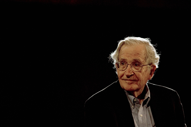 Mind-body problem? But there is no body! (Chomsky's Mentalism)
