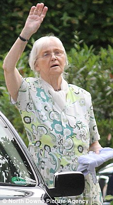 Gudrun Burwitz (Himmler's daughter) today