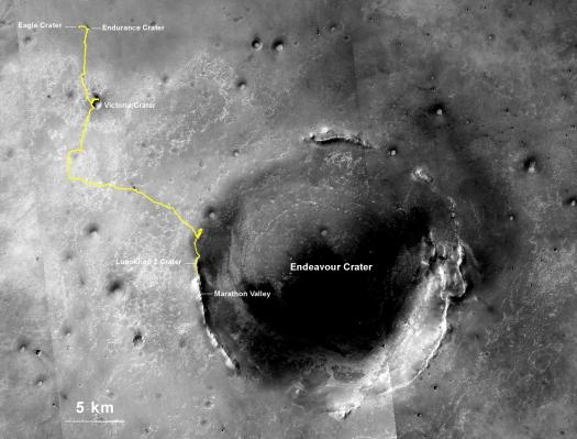 opportunity route