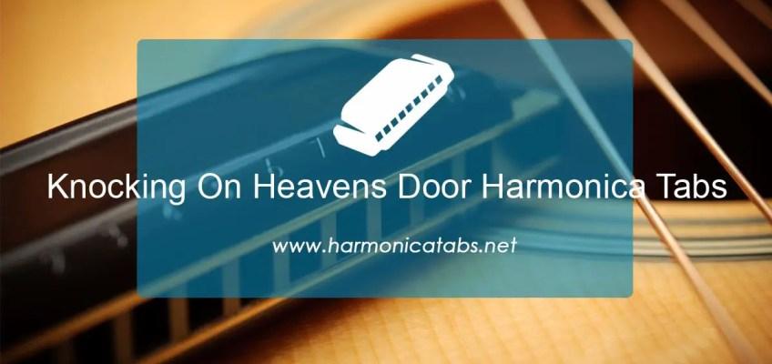 Knocking On Heavens Door Harmonica Tabs