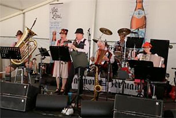 Harmonie German Club Harmonics