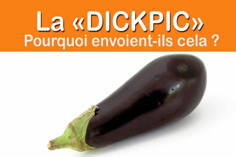 Dickpic, pourquoi les hommes envoient-ils cela ?