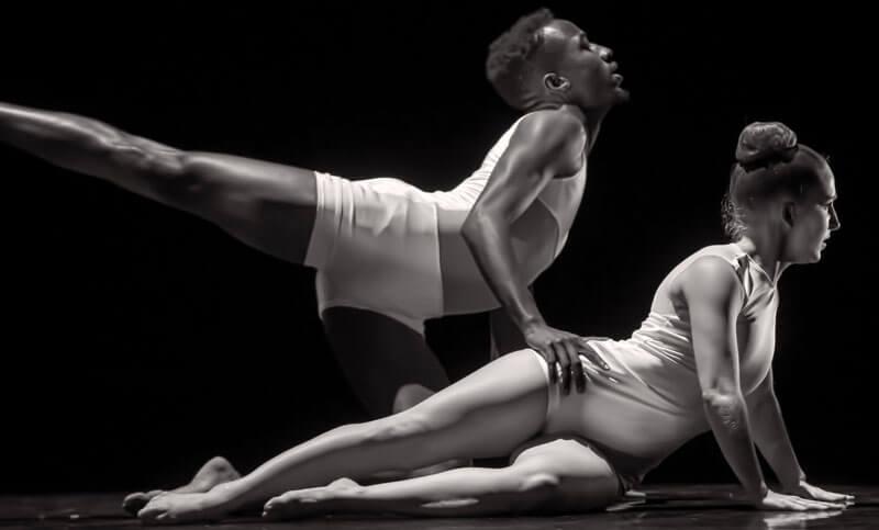 danse couple moderne