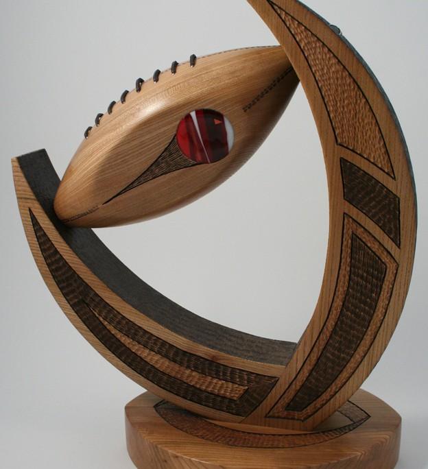 Edinburgh-Napier-American-football-award