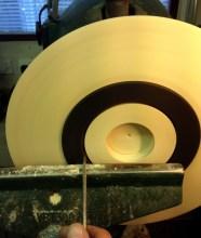 Inner rim being cut 1211x1432