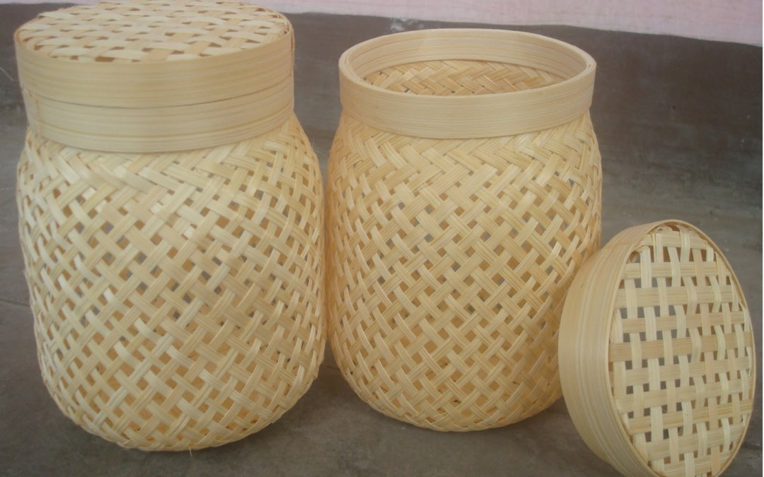 Introduce Bamboo as Handicraft Material