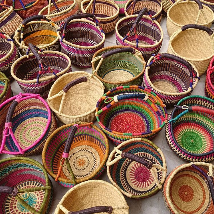 Woven Basket Products