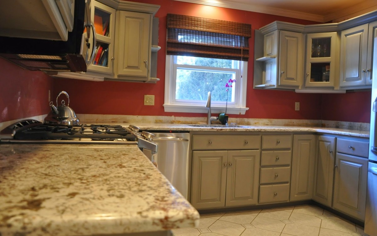 Paint Kitchen Cabinets With Chalk Paint – Harmonizing Homes