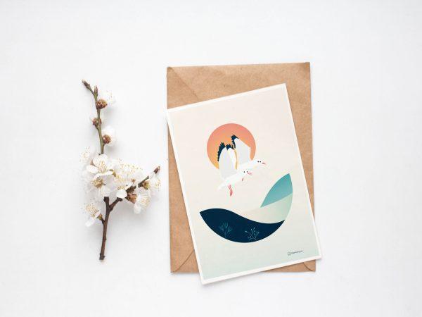 Carte postale, Carte Saint-Valentin