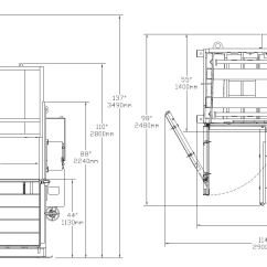 460 Volt 3 Phase Wiring Diagram 2004 Volvo Xc90 Stereo M72hd High Density Vertical Baler - Strong And Reliable Harmony