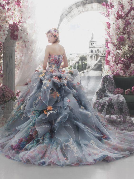 Princess Wedding Dresses With Sleeves