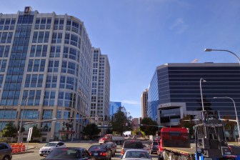 In the heart of Downtown Bellevue