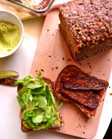 BBQ Tempeh Sandwich (DSC_1050)