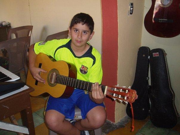 Season II Cal-Pipil Guitar Soloist