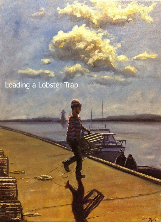Loading-a-Lobster-Trap-Kris-Taylor-Art copy