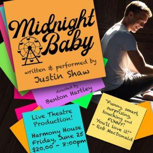 Midnight Baby poster