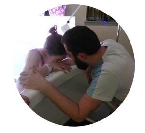 positive birth story using hypnobirthing