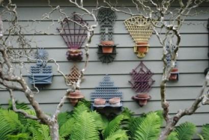 Freeland Tanner-Garden Designer-Napa-Garden Decor-Bespoke Garden Decor-mini trellises