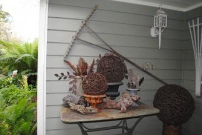 Freeland Tanner-Garden Designer-Napa-Garden Decor-Bespoke Garden Decor-vintage garden tools