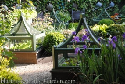 Freeland Tanner-Garden Designer-Napa-Garden Decor-Bespoke Garden Decor-garden temple-garden outbuilding-garden art