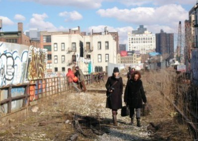 High line before