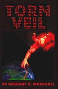 Book cover for Torn Veil by Gregory R Marshall
