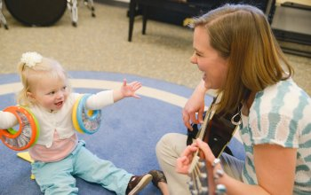 Two Powerful Ways to Utilize Music Therapy in Early Intervention