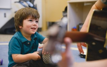 Does Music Therapy Work with Special Needs Children?