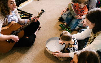 What Early Intervention Programs Are Saying About Music Therapy