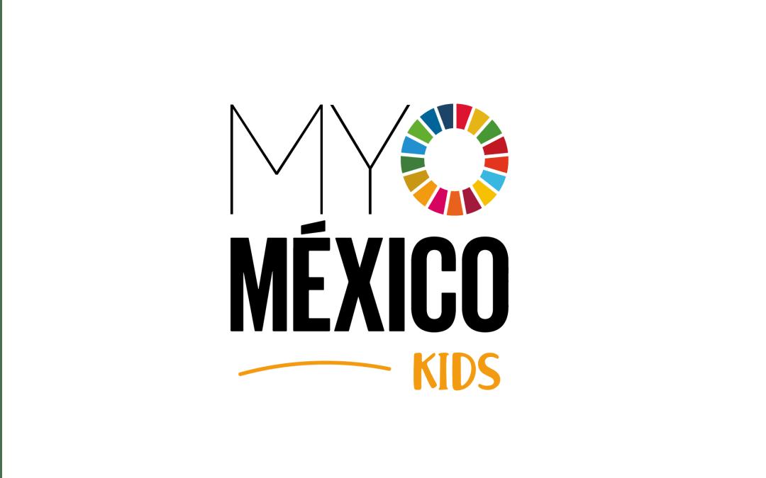 Somos parte de My World Mexico Kids