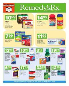 We got amazing deals on Medicine this Month