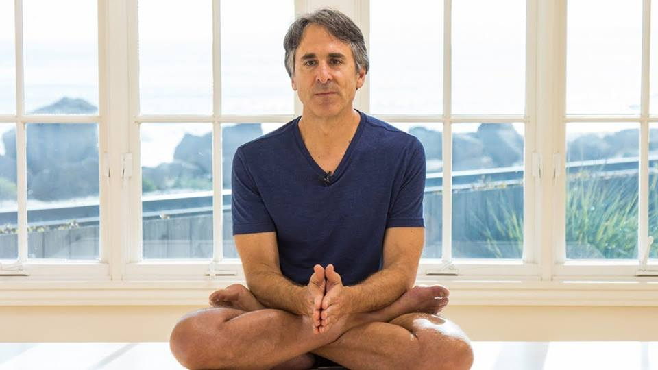 Peter Sterios - Gravity, Grace, and LEVITYoga(TM)