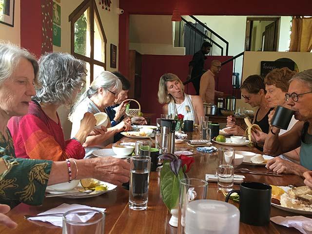Debs India Blog – 2019 Nov 07 – Rhythm Meal Time