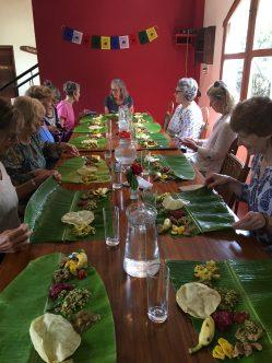 Debs India Blog - 2019 Nov 10 - Traditional Meal