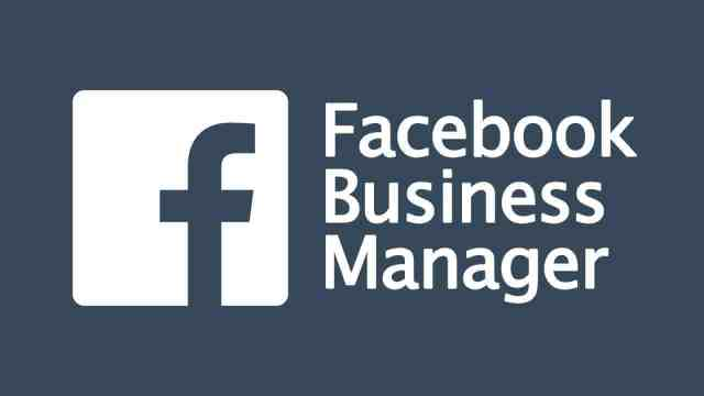 Manage Your Facebook Page with Facebook Business Manager