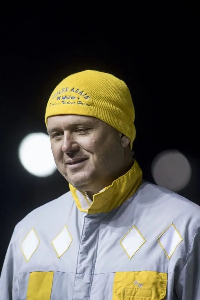 North America's leading trainer, Ron Burke, is on a similar pace as he was at this time a year ago   Dave Landry