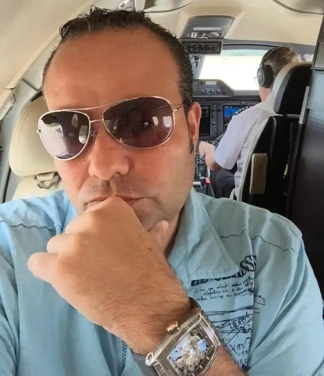Adriano Sorella said harness racing marketing is antiquated and not effective | Courtesy Adriano Sorella