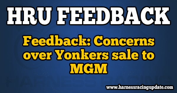 Feedback: Concerns over Yonkers sale to MGM