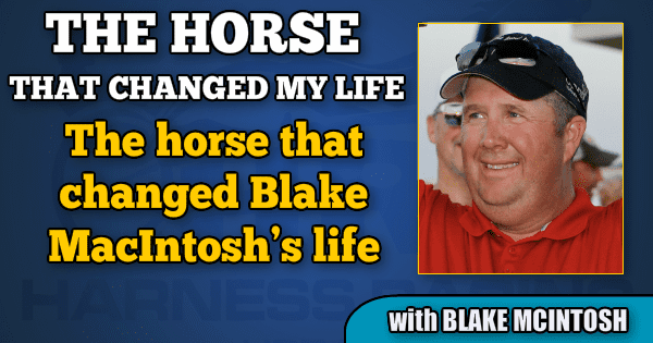 The horse that changed Blake MacIntosh's life