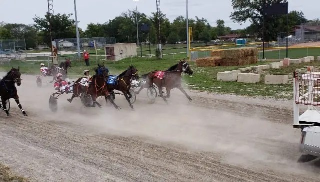 Ace Barnsdale | Oshweken band council are trying to build interest in harness racing and have talked about possibly building a racetrack on the reservation at some point.