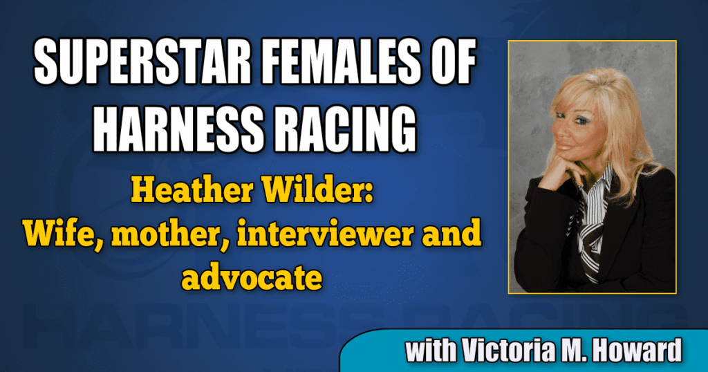 Heather Wilder — Wife, mother, interviewer and advocate