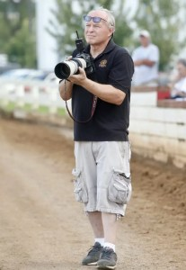 Dave Landry   USTA photographer Mark Hall, who will be inducted into the Communicators' Hall of Fame this summer, said photographing Niatross winning the 1980 Little Brown Jug was a life-changer.