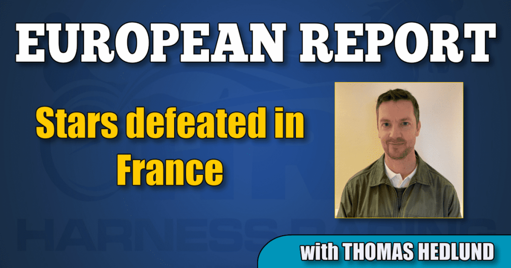 Stars defeated in France
