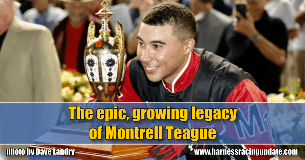 The epic, growing legacy of Montrell Teague