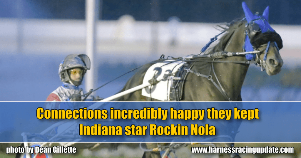 Connections incredibly happy they kept Indiana star Rockin Nola