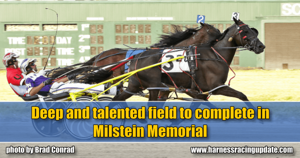 Deep and talented field to complete in Milstein Memorial